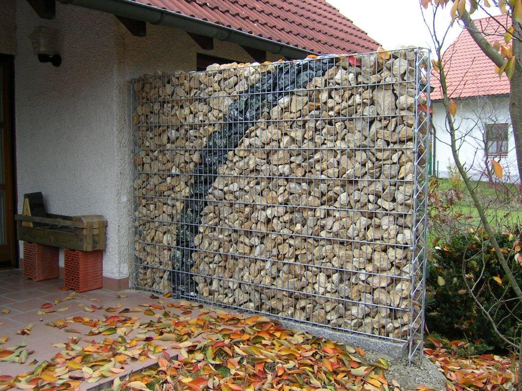 Sichtschutzelemente Selmayr Natursteine